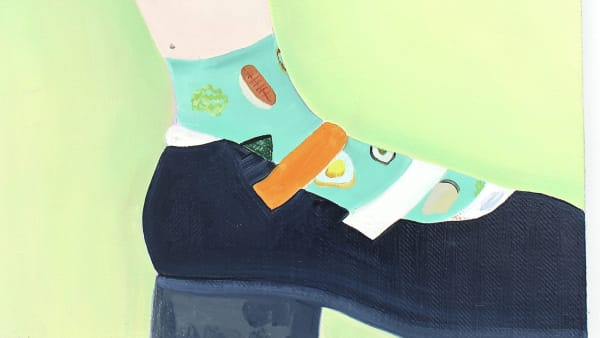 Sushi Sock Ellie MacGarry