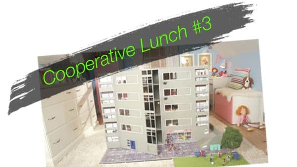 Cooperative Lunch #3: A Public Assembly